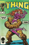 Cover for The Thing (Marvel, 1983 series) #20 [Direct]