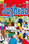 Cover for Jughead (Archie, 1965 series) #168