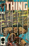 Cover for The Thing (Marvel, 1983 series) #25 [Newsstand]