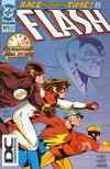 Cover for Flash (DC, 1987 series) #97 [DC Universe Corner Box]