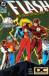 Cover for Flash (DC, 1987 series) #98 [DC Universe Corner Box]