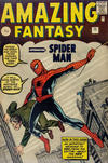 Cover Thumbnail for Amazing Fantasy (1962 series) #15 [British Price Variant]