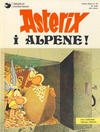 Cover Thumbnail for Asterix (1969 series) #16 - Asterix i alpene! [1. opplag]