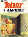 Cover Thumbnail for Asterix (1969 series) #16 - Asterix i alpene! [3. opplag]