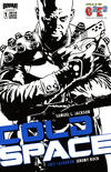 Cover Thumbnail for Cold Space (2010 series) #1 [Chicago Comic & Entertainment Expo Variant Cover]