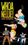 Cover for The Complete Love & Rockets (Fantagraphics, 1985 series) #[16] - Whoa, Nellie!