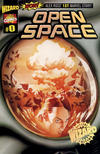 Cover Thumbnail for Wizard Presents Open Space (1999 series) #0 [Gold Edition Variant]