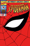 Cover for The Sensational Spider-Man (Marvel, 1996 series) #23 [Kansas City Chiefs]