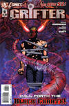 Cover for Grifter (DC, 2011 series) #6