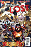Cover for Legion Lost (DC, 2011 series) #6