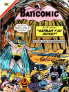 Cover for Baticomic (Editorial Novaro, 1968 series) #6