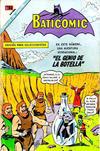 Cover for Baticomic (Editorial Novaro, 1968 series) #12