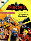 Cover for Baticomic (Editorial Novaro, 1968 series) #13