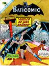 Cover for Baticomic (Editorial Novaro, 1968 series) #15