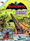 Cover for Baticomic (Editorial Novaro, 1968 series) #16