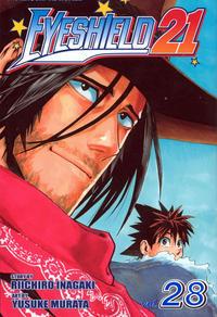 Cover Thumbnail for Eyeshield 21 (Viz, 2005 series) #28