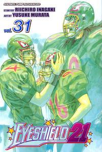 Cover Thumbnail for Eyeshield 21 (Viz, 2005 series) #31