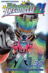 Cover Thumbnail for Eyeshield 21 (Viz, 2005 series) #32