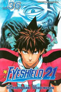Cover Thumbnail for Eyeshield 21 (Viz, 2005 series) #36