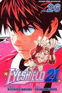 Cover Thumbnail for Eyeshield 21 (Viz, 2005 series) #26