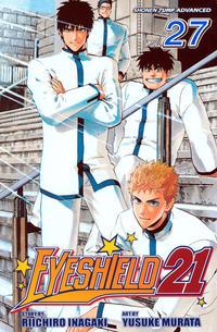 Cover Thumbnail for Eyeshield 21 (Viz, 2005 series) #27