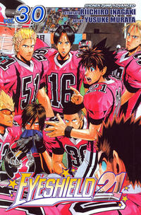Cover Thumbnail for Eyeshield 21 (Viz, 2005 series) #30