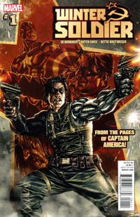 Cover Thumbnail for Winter Soldier (Marvel, 2012 series) #1