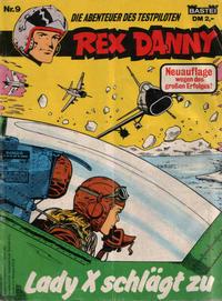 Cover Thumbnail for Rex Danny (Bastei Verlag, 1977 series) #9