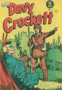 Cover Thumbnail for Fearless Davy Crockett (Yaffa / Page, 1965 ? series) #7