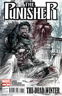 Cover Thumbnail for The Punisher (Marvel, 2011 series) #8 [Direct Edition]