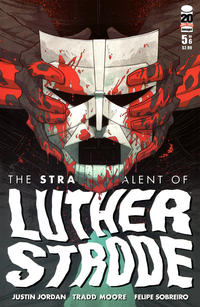 Cover Thumbnail for The Strange Talent of Luther Strode (Image, 2011 series) #5