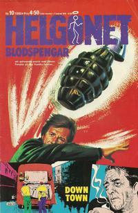 Cover Thumbnail for Helgonet (Semic, 1966 series) #10/1980