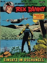 Cover Thumbnail for Rex Danny (Bastei Verlag, 1979 series) #15