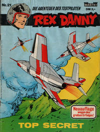 Cover Thumbnail for Rex Danny (Bastei Verlag, 1979 series) #21