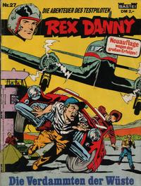 Cover Thumbnail for Rex Danny (Bastei Verlag, 1977 series) #27