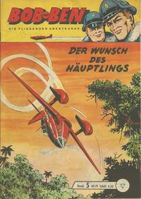 Cover Thumbnail for Bob und Ben (Lehning, 1963 series) #5