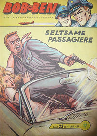 Cover Thumbnail for Bob und Ben (Lehning, 1963 series) #23