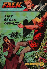 Cover Thumbnail for Falk, Ritter ohne Furcht und Tadel (Lehning, 1963 series) #11