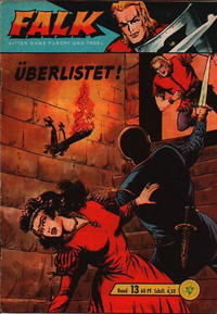 Cover Thumbnail for Falk, Ritter ohne Furcht und Tadel (Lehning, 1963 series) #13