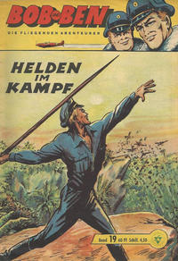 Cover Thumbnail for Bob und Ben (Lehning, 1963 series) #19