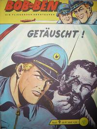Cover Thumbnail for Bob und Ben (Lehning, 1963 series) #9