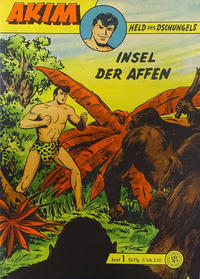 Cover Thumbnail for Akim Held des Dschungels (Lehning, 1958 series) #1