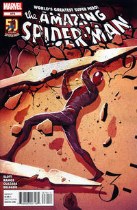 Cover Thumbnail for The Amazing Spider-Man (Marvel, 1999 series) #679