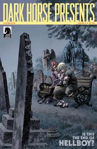 Cover Thumbnail for Dark Horse Presents (Dark Horse, 2011 series) #8 [165] [Duncan Fegredo Cover]