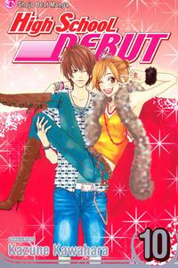 Cover Thumbnail for High School Debut (Viz, 2008 series) #10