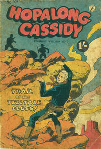 Cover Thumbnail for Hopalong Cassidy (K. G. Murray, 1954 series) #107