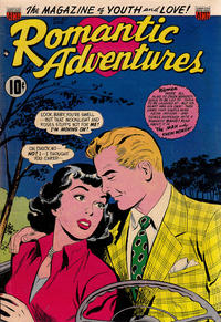 Cover Thumbnail for Romantic Adventures (American Comics Group, 1949 series) #40
