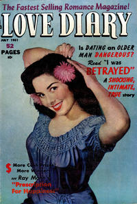 Cover Thumbnail for Love Diary (Orbit-Wanted, 1949 series) #18
