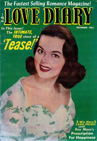 Cover Thumbnail for Love Diary (Orbit-Wanted, 1949 series) #23