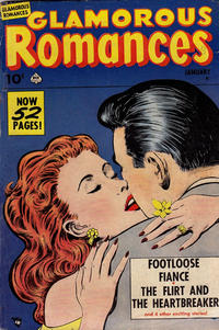 Cover Thumbnail for Glamorous Romances (Ace Magazines, 1949 series) #44